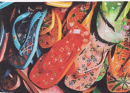WHO INVENTED THE FLIP-FLOPS? (2/3)