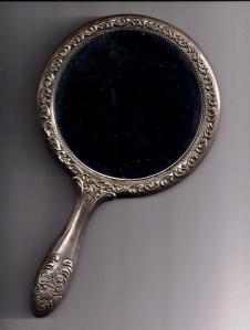 silver mirrior